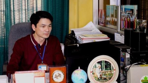 Nông Ngọc Tân- Người con tài năng của quê hương Cao Bằng liên tiếp nhận 2 giải thưởng danh giá trong lĩnh vực sáng tạo kỹ thuật