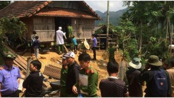 Thanh Hóa: Bàng hoàng phát hiện hai vợ chồng tử vong sau tiếng súng nổ