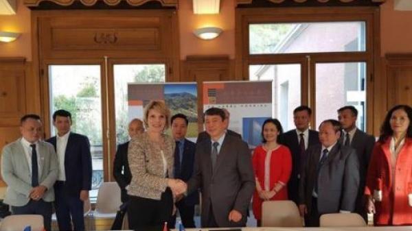Việt Nam và Pháp hợp tác bảo tồn, phát triển công viên địa chất toàn cầu tại Cao Bằng