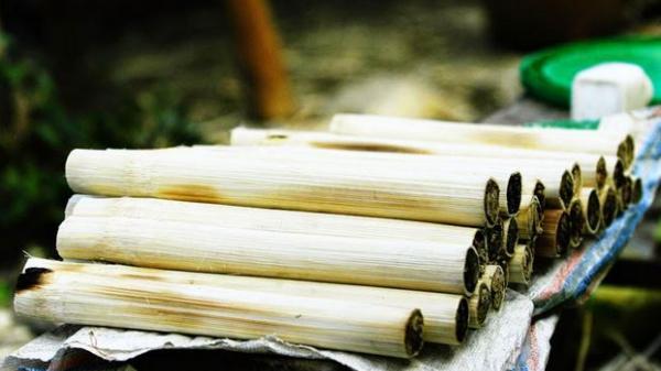 Cơm lam Cao Bằng: Món ăn gây thương nhớ
