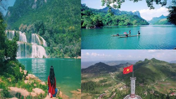3 điểm du lịch bạn không thể bỏ qua ở Đông Bắc Bộ trong hè này, địa điểm ở Cao Bằng khiến vạn người thích mê