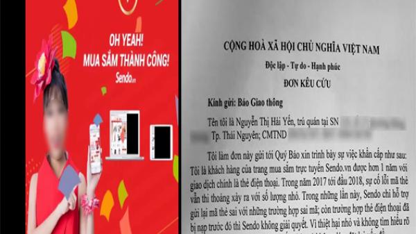 """Sen đỏ lên tiếng sau đơn kêu cứu của khách hàng tại Thái Nguyên bị """"đánh cắp"""" gần 450 triệu đồng vì mua phải thẻ điện thoại không tiền"""