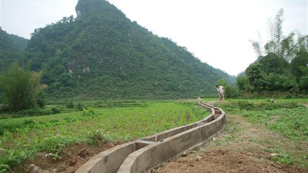 Hạ Lang: Huy động, phân bổ hàng tỷ đồng  xây dựng NTM