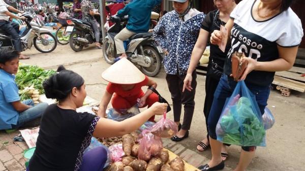 Cao Bằng: Đậm đà hương vị khoai tàu phố núi