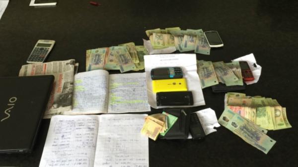 Công an tỉnh Thái Nguyên khởi tố đối tượng đánh bạc dưới hình thức cá độ