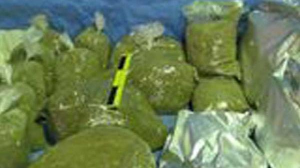 Ba tháng đầu năm 2018 thu giữ hơn hai tấn ma túy các loại, thu 288 bánh heroin tại Cao Bằng