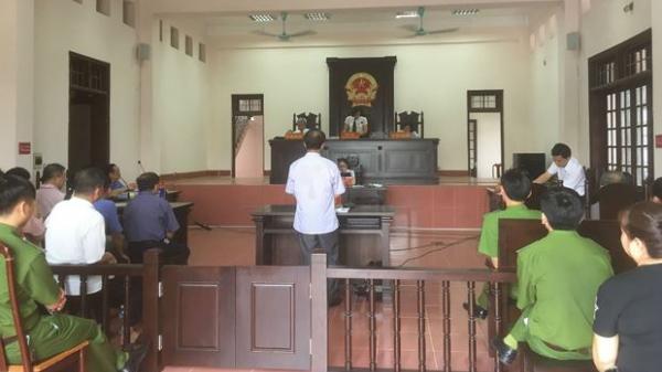 Thái Nguyên: Phó viện trưởng VKSND tỉnh hầu tòa, luật sư không đồng ý tư cách của kiểm sát viên