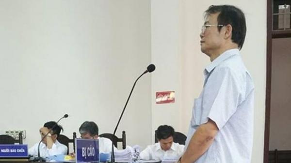 Nóng: Đề nghị phạt cựu phó viện trưởng VKS Thái Nguyên 5-6 năm tù