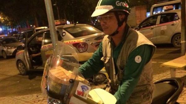 Rưng rưng xúc động khi đọc tâm sự của cô bạn có bố làm tài xế Grab Bike