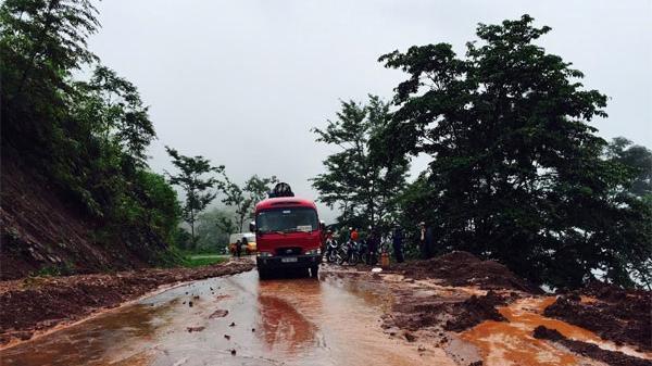 Dự báo thời tiết hôm nay 31/5: Cao Bằng và một số tỉnh lân cận mưa rất to, nguy cơ dông lốc