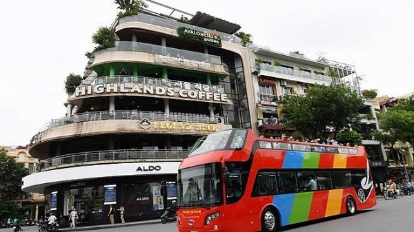Hà Nội: Giảm giá đặc biệt cho học sinh khi đi xe buýt 2 tầng