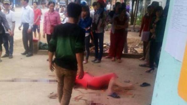 KINH HOÀNG: Chém liên tiếp vào đầu cô ruột vì không về dự đám tang cha