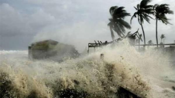 Áp thấp nhiệt đới mạnh lên thành bão số 2, gió giật cấp 10