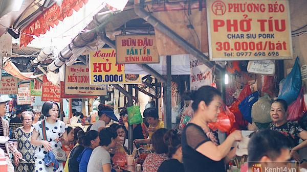 """Nếu đến Hà Nội, thử ghé """"siêu ngõ ẩm thực"""" giữa lòng phố cổ"""