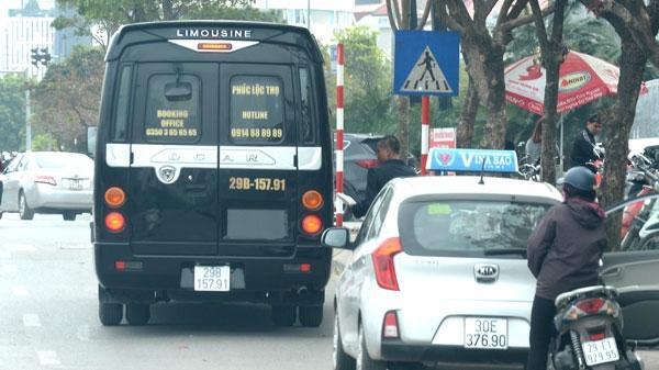Thái Nguyên: Tăng cường kiểm tra, xử lý nghiêm các xe Limousine vi phạm