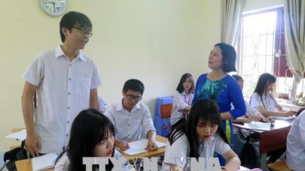 Người truyền lửa cho các thế hệ học sinh Thái Nguyên