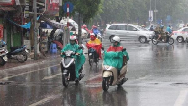 Dự báo thời tiết: Miền Bắc hạ nhiệt, Cao Bằng và các tỉnh lân cận mưa nhiều