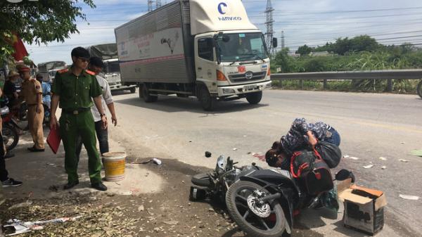 Tai nạn KINH HOÀNG, anh trai t.ử vong tại chỗ, người em thất thần trước sự việc xảy ra quá nhanh