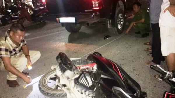 NÓNG: Xe Cảnh sát PCCC chuyển hướng gây tai nạn nghiêm trọng khiến 1 người t.ử vong