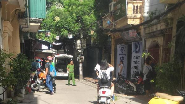 NÓNG: Phát hiện xác 1 người đàn ông gần nơi nữ sinh trường Điện ảnh bị s.át hại