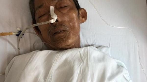 Tìm người nhà cụ ông quê Hải Phòng bất tỉnh được cấp cứu tại BV Việt Đức