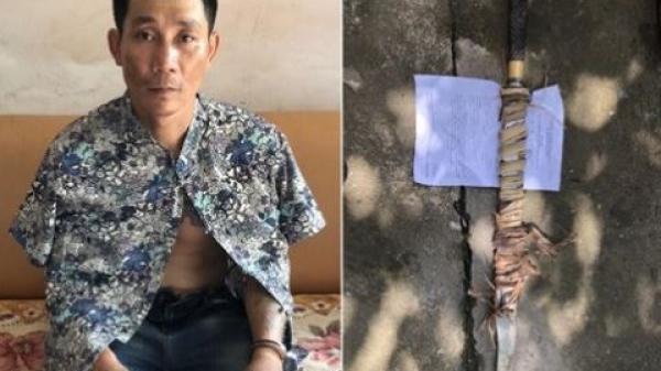 Nóng: Đã bắt được hung thủ đâ.m trọng thương chiến sỹ Công an