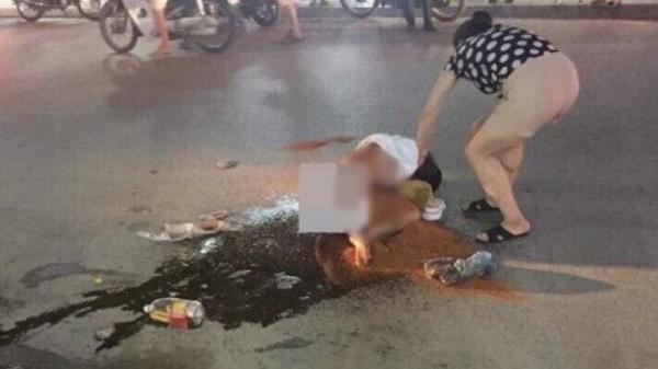 Thông tin bất ngờ vụ cô gái bị đánh ghen đổ mắm tôm ớt bột lên người