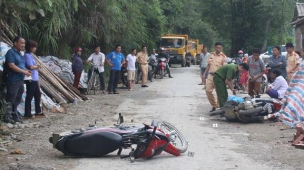 Cao Bằng: Tai nạn giao thông nghiêm trọng 1 người t.ử vong