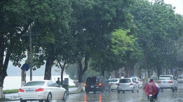 Dự báo thời tiết hôm nay 18/6: Xuất hiện áp thấp, cảnh báo mưa lớn trên diện rộng