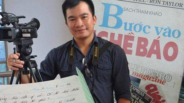 Ngày 21/6 về thăm phóng viên Hữu Dư bị lũ cuốn 8 tháng trước: Tìm thấy Nhật ký giữ kín đọc nghẹn lòng trào nước mắt vì thương