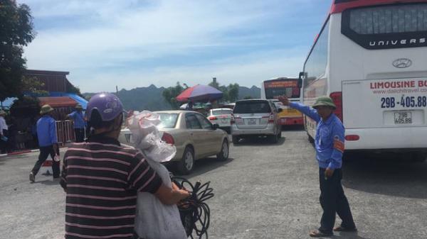 Hải Phòng: Tạm cấm xe trên 29 chỗ qua Phà Gót
