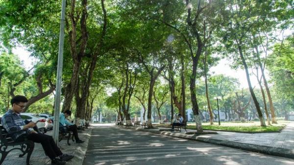 Hà Nội: Cận cảnh ngôi trường ĐH đuổi sinh viên như cơm bữa nhưng năm nào cũng đông người đăng ký dự tuyển mùa thi THPT quốc gia