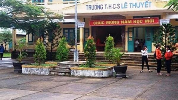 KINH HOÀNG: Cô giáo bị nam thanh niên bịt mặt lẻn vào khống chế hiếp dâm ngay trong trường