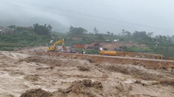 Mưa lũ tại miền núi phía Bắc: 8 người chết và mất tích, thiệt hại về tài sản 56 tỉ đồng