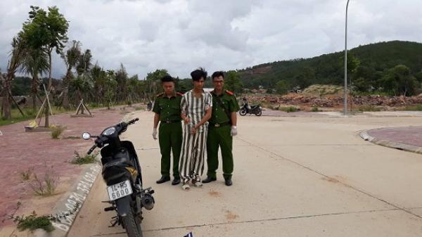 Quảng Ninh: Bắt khẩn cấp đối tượng dùng dao khống chế đôi nam nữ, cướp tài sản và hiếp dâm