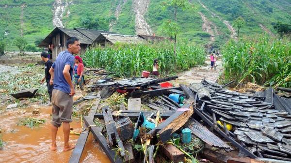 Mưa lũ ở miền núi phía Bắc: 32 người thương vong, mất tích, thiệt hại hơn 110 tỷ đồng