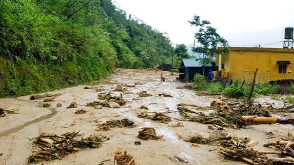 17 người chết, lũ quét có thể xuất hiện ở Quảng Ninh