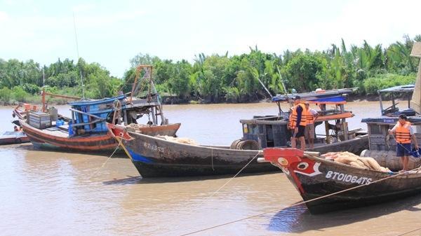 Miền Tây: Thiếu úy biên phòng mất tích khi làm nhiệm vụ trên sông