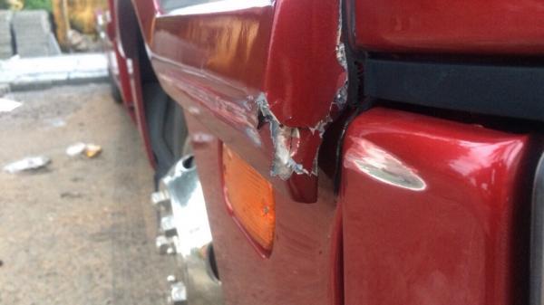 Quảng Ninh: Tài xế xe khách bị hành hung chỉ vì xảy ra va chạm giao thông