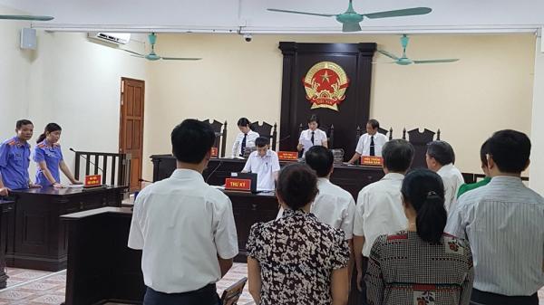 Hà Giang: Loạt sếp ngân hàng vướng vòng lao lý