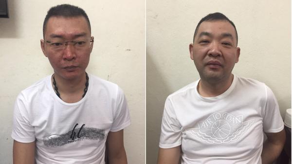 Quảng Ninh: Công an Móng Cái bắt giữ, trao trả 02 đối tượng truy nã người Trung Quốc