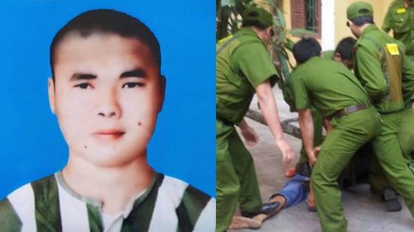 Đối tượng quê Quảng Ninh cả gan bỏ trốn khỏi trại giam