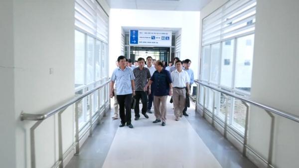 Lạng Sơn: Tiến độ dự án đầu tư hai bệnh viện còn rất chậm