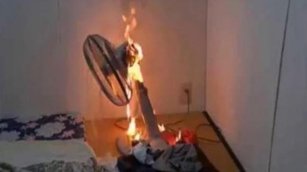 Trời nắng nóng đồ điện gia dụng chập cháy hàng loạt, ra ngoài cần chú ý điều này kẻo trả giá bằng tính mạng