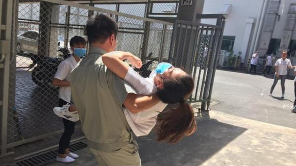Gần 90 công nhân ngất xỉu khi đang làm việc tại công ty TNHH Yazaki Hải Phòng Việt Nam