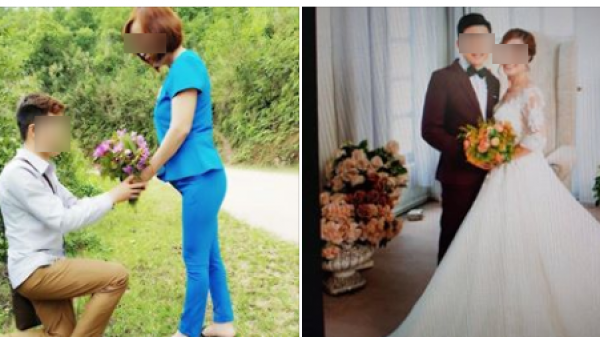 Bị chế nhạo vì kết hôn với chú rể 26 tuổi, cô dâu 61 tuổi Cao Bằng bức xúc: 'Dù có già nữa, chúng tôi vẫn có quyền được yêu và lấy nhau'