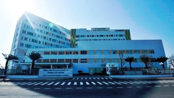 Hải Phòng có thêm một bệnh viện đa khoa hiện đại