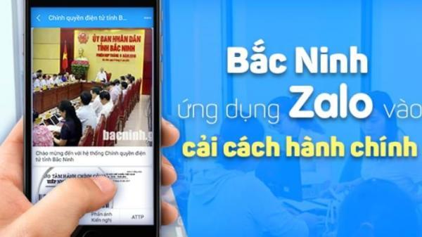 Bắc Ninh: Người dân bắt đầu nhận kết quả giấy tờ nhà đất, hộ tịch qua Zalo
