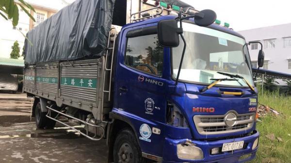 Miền Tây: Vụ xe tải tông chết hai mẹ con trên đường về quê đã bắt được tài xế
