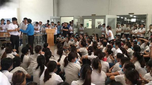 Quảng Ninh: Công nhân yêu cầu trả lời rõ nguyên nhân bị ngất hàng loạt
